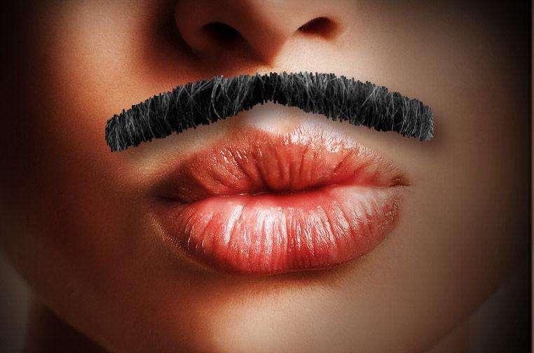 女性长小胡子怎么办呢