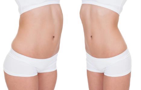 女性怎样减去腹部赘肉比较安全
